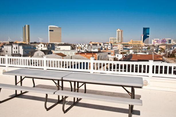 """❤️ Experience unforgettable views both day and night from the """"One-of-a-Kind"""" ROOFTOP DECK! No other property in the area has an experience like the Rooftop Deck at the Top End Townhomes! The deck is HUGE with stunning views any time of day or nig..."""