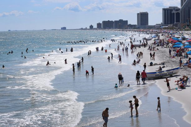 Atlantic City Beaches are Beautiful and Always 100% Free!