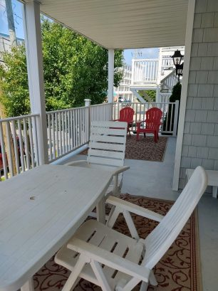 View of Full Front Deck