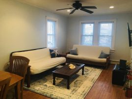 BEACH BLOCK! Wonderful 1st floor condo! 2 Bedrooms, 1 bathroom, sleeps 7. Prime location!