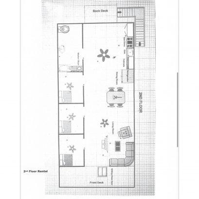 Second Floor Rental
