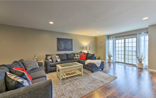 Mariner's Point - Steps from the beach, boards, and everything else you love about Wildwood!