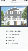 Brand New Beachblock Single 5 bedroom, 3 1/2 bathroom home with parking for 5 cars
