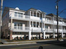 New Townhome, Two Blocks To The Beach, Boardwalk, 3 Bedroom, 2.5 Bath, sleep9