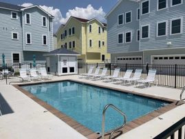 Luxury Townhouse North Wildwood 24th and Surf - One Block to Beach