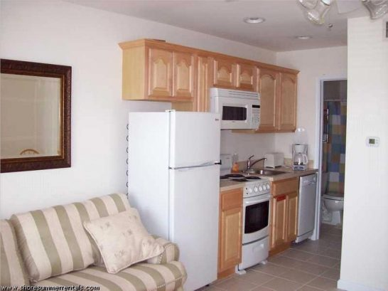 Kitchen complete with everything you will need