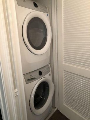 Washer/Dryer, 1 set on each floor