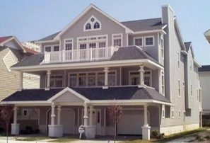Pristine 5 BR / 3 BA Beach Home - Only 100 Yards To Beach & Boardwalk!