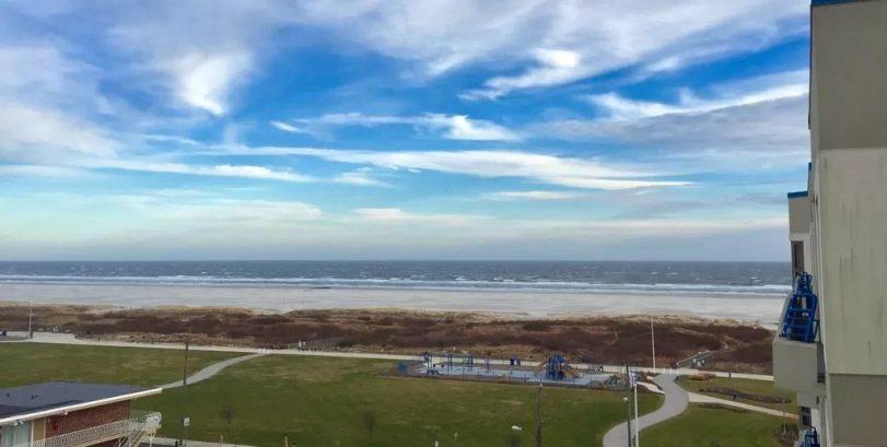 Ocean View Penthouse Level Condo