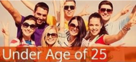 Under Age of 25