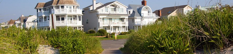 lighthouse, jersey shore rentals