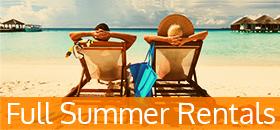 Full Summer Rentals